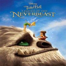 Filme Tinker Bell e o monstro da terra do nunca