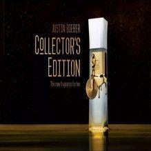 Collector's Edition é o novo perfume de Justin Bieber