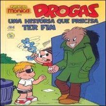 Turma da Mônica em campanha anti-drogas