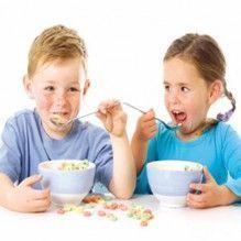 Alimentos que não são recomendados para crianças
