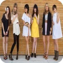 Dicas de como se vestir para parecer mais alta