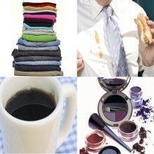 Como tirar manchas de corretivo da roupa