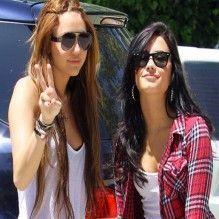 Por que Miley Cyrus e Demi Lovato se distanciaram
