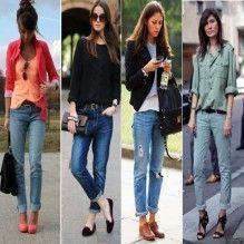 Como usar calças com barras dobradas