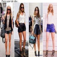Shorts: como usar no dia a dia