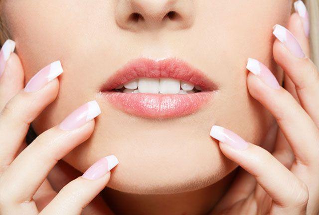 5 formas de clarear as unhas