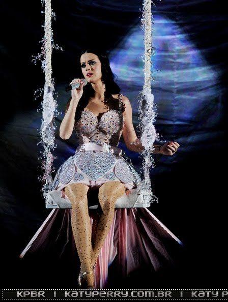 Katy Perry quer provar que é a melhor