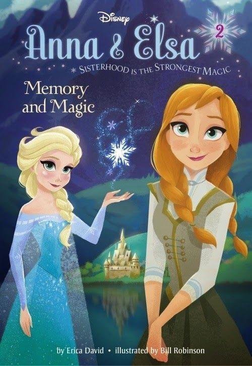 Livro infantil: Anna e Elsa 1: Todos saúdam a rainha