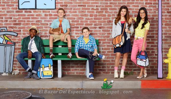 Nova série da Disney: Kirby Buckets – Adelanto